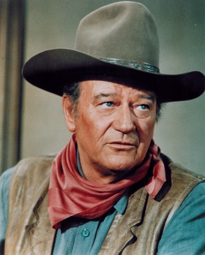 John Wayne - Picture Actress